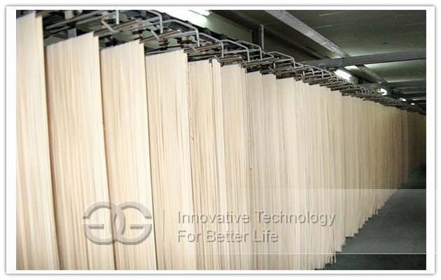 Dry Stick Noodles Production Line