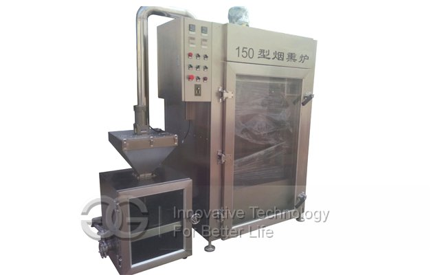 Smoke Oven Meat Smokers Smoking House|Industrial Sausage Smokers