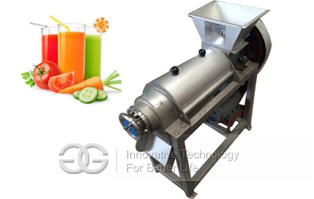 Multi-purpose Spiral Juice Extractor|Industrial Fruit Vegetable Juicer Machine