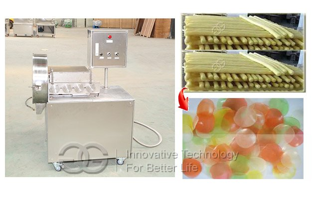 Prawn Crackers Cutting machine |Shrimp Crackers Slicing machine