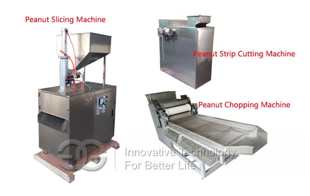Peanut|Almond Nut Cutting Machine - Cashew|Pistachio Nut|Hazelnut