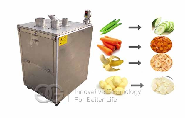 Commercial Stainless Steel Plantain Banana Slicer|Fruit Chips Cutter Machine Price
