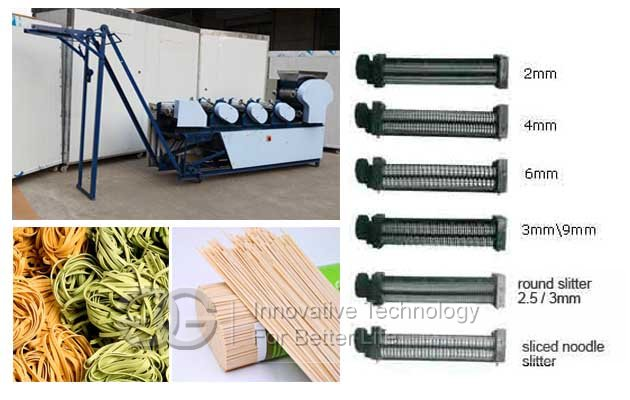 Single Dry Noodle machine |Chinese noodles Making machine