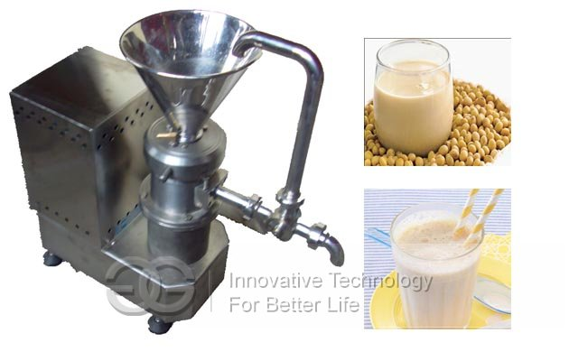 Peanut Almond Soya Milk Grinder Machine|Tigernut Milk Grinding Equipment