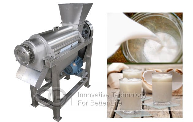 Coconut Milk Extractor Machine|Multi-purpose Juice Making Machine
