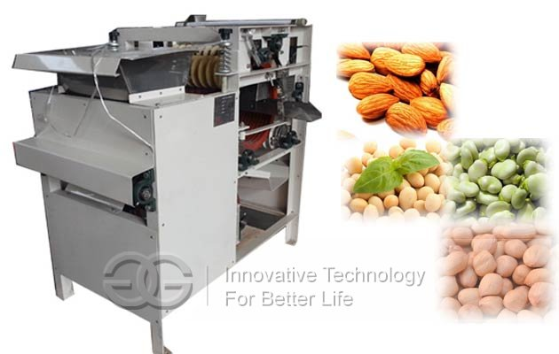 Almond Badam Skin Wet Peeler Machine|Blanched Peanut Peeling Machine