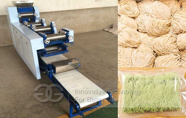 Automatic Commercial noodles Making machine |Chinese noodles Maker