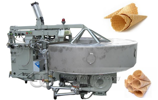 Automatic Sugar Cones Making Machine