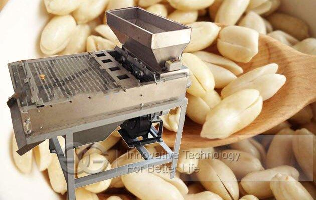 Dry Peanuts Peeling Machine|Roasted Peanuts Peeler Equipment