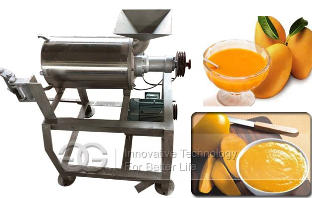 Multi-purpose Fruit Pulper Machine|Industrial Fruit Mango Juice Extraction Machine