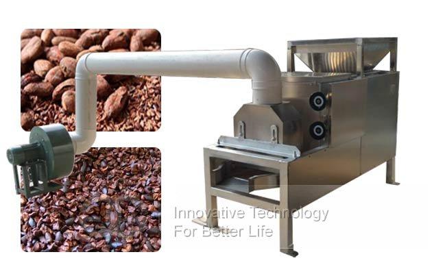 Automatic Cocoa Beans Peeler Machine|Coffee Beans Peeling Machine