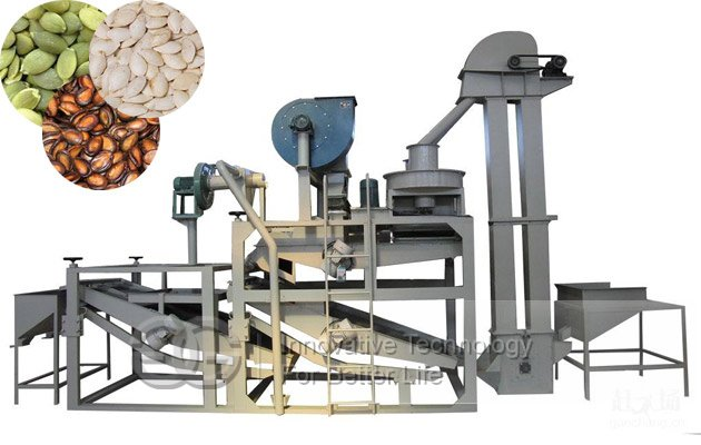 Full-Automatic Hot sale High Quality Multi-functional Pumpkin Seeds Shelling Machine