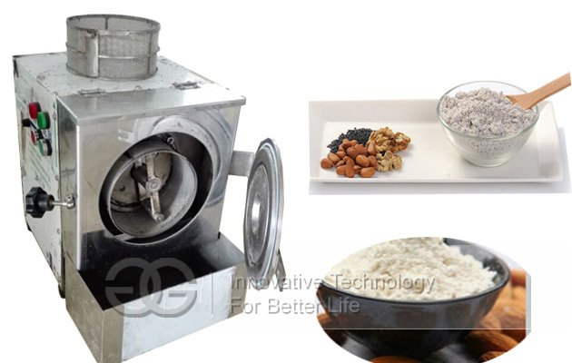 nut mill machine
