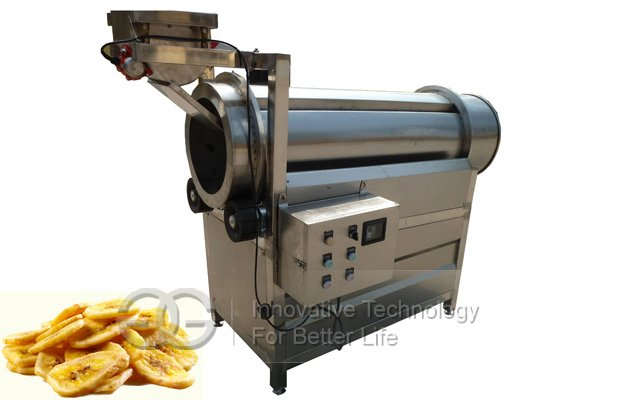 flavoring machine