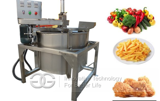 Automatic Fried Food De-water and De-oil Machine