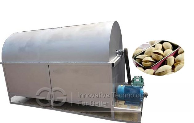 Peanut Dryer and Roaster Machine Nut Roasting Machine For Sale