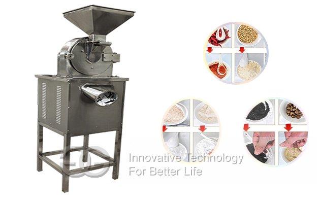 Automatic Universal Powder Grinding Machine|Universal Crusher Machine