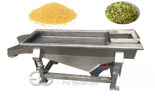 Seed Vibrating Separation Machine|Salt Linear Vibrating Screen Machine
