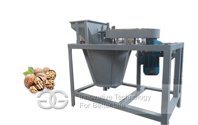 commercial walnut cracking machine