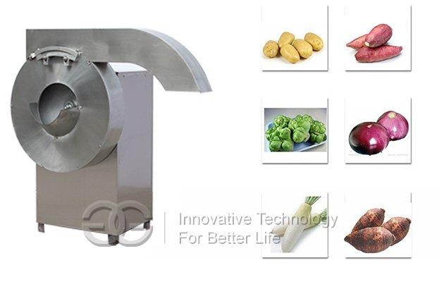 Automatic Potato Strip Cutting Machine|Radishes Strip Cutting Machine
