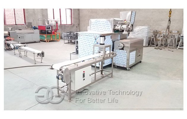 shrimp cracker making machine
