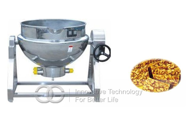 sugar cooking machine