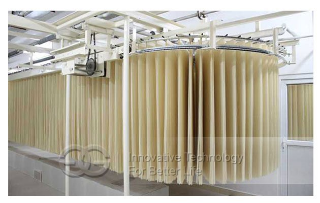 dry noodles making machine