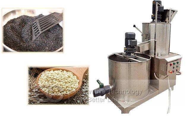Sesame Cleaning Machine Sesame Washing Machine Nut Cleaning Machine