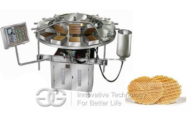 ice cream cones making machine