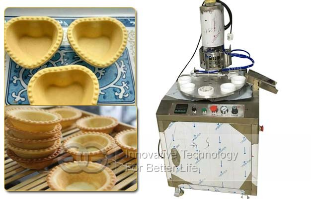 Automatic Egg Tart Shell Automatic Machine|Custard Egg Tarts Machine