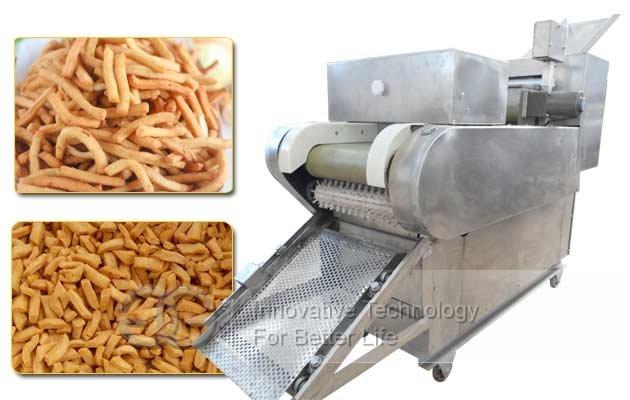 Automatic Nigerian Chin Chin Making Cutting Machine|Chin Chin Maker