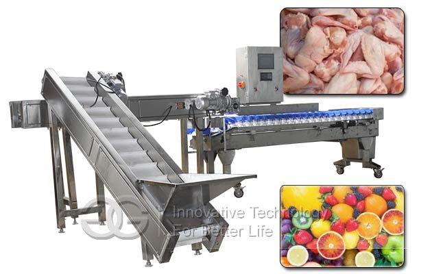 Multi-purpose Fruit Weight Sorting Machine|Mango Melon Grading Line