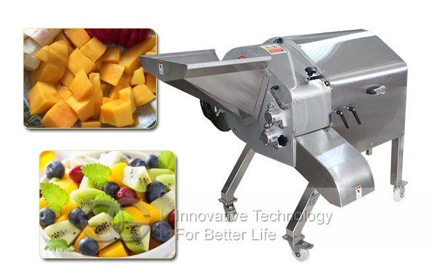 Multipurpose Fruit Vegetable Dicing Machine|Mango Kiwi Apple Cubes Cutting Machine