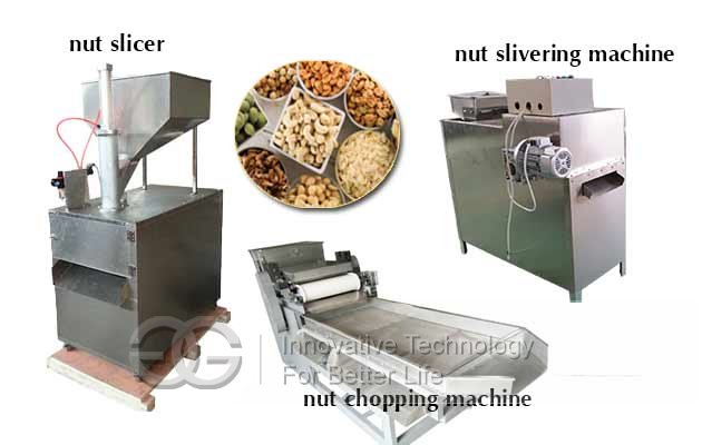 Peanut Almond Nut Cutting Machine-Cashew|Pistachio Hazelnut Cutter For Sale