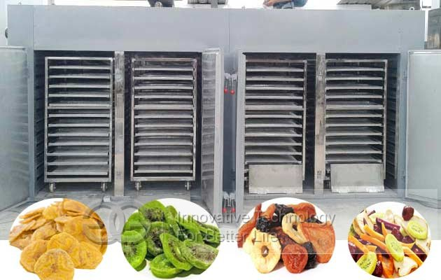 Fruit Vegetable Chips Dryer Oven|Electric Apple Banana Plantain Coconut Drying Machine