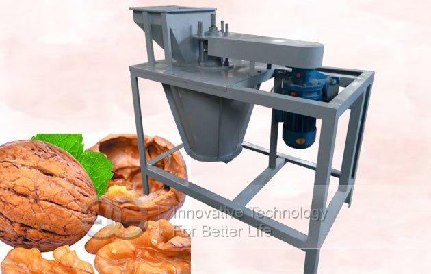 Commercial Walnut Cracker Machine|Walnut Dehulling Equipment