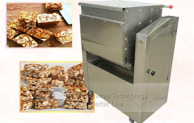 Non-stick Peanut Sugar Mixer Machine|Rice Candy Mixing Machine