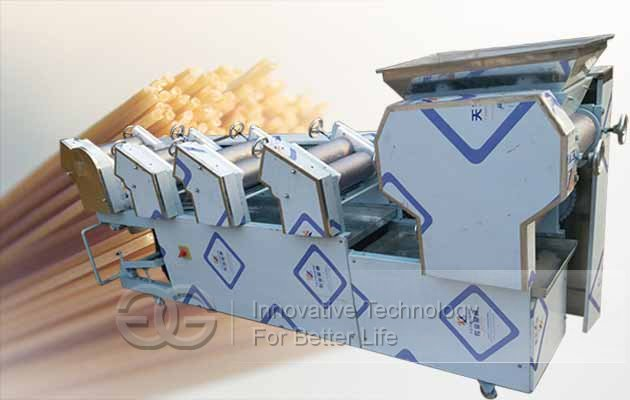 Commercial 7 Rollers Automatic Chinese Noodle Making Equipment|Fresh Noodle Making machine Price