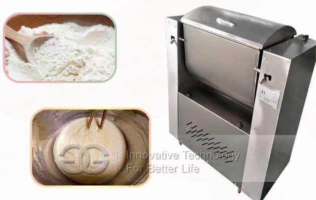 Automatic Dough Mixer Machine|Noodles Dough Kneading Equipment