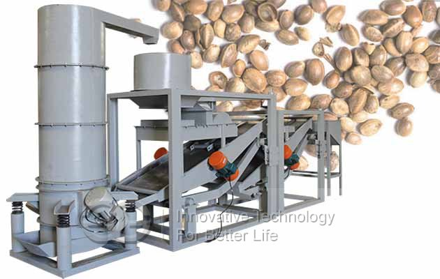 Hemp Seeds Shelling Production Line Sunflower Seeds Peeling Machine Price