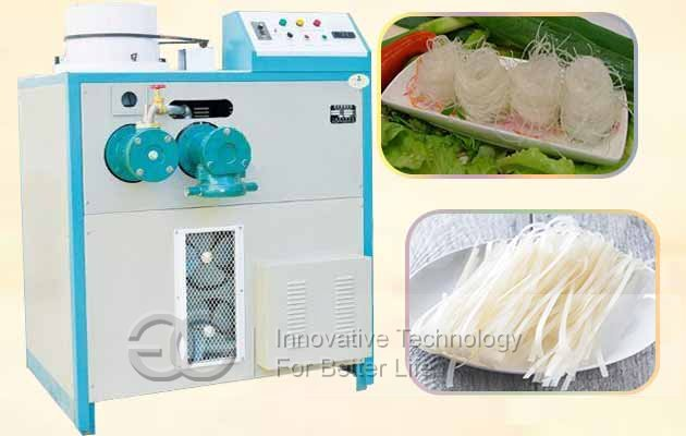 Automatic Rice Vermicelli Noodle Machine|Sevai Processing Machine