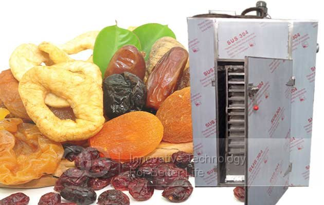 Fruit Vegetable Chips Dryer Oven|Commercial Apple Plantain Coconut Drying Machine