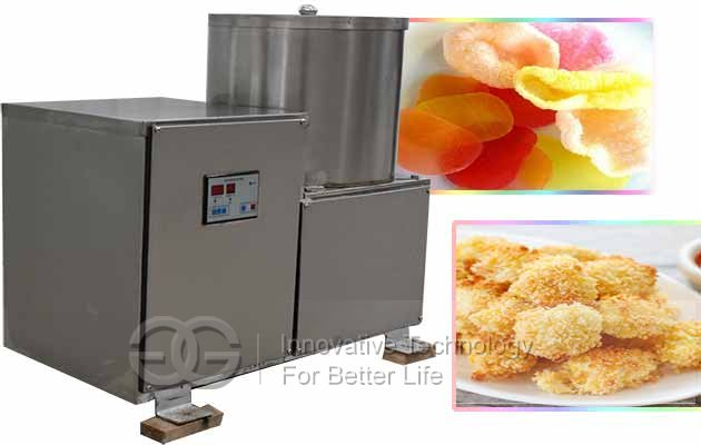 French Fries De-oiling Machine|Vegetables Water Removing Machine