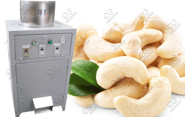 Automatic Cashew Nuts Peeling Machine - GELGOOG Machinery