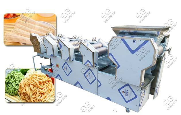 Automatic Noodles Making Equipment With 7 Rollers On Sale