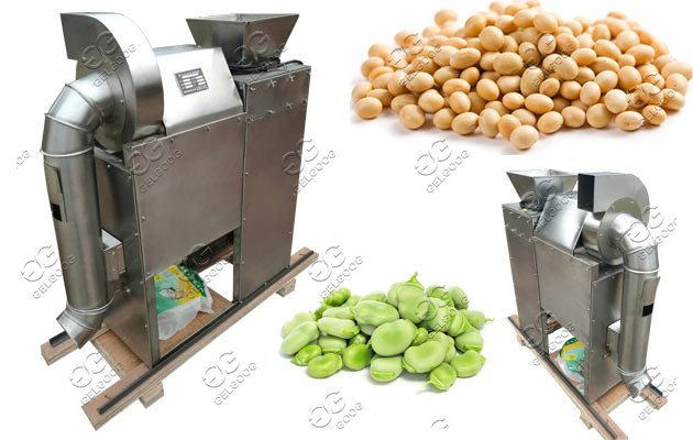 Multi-functional Soybean Peeling Machine|Vigna Mungo Peeling Machine