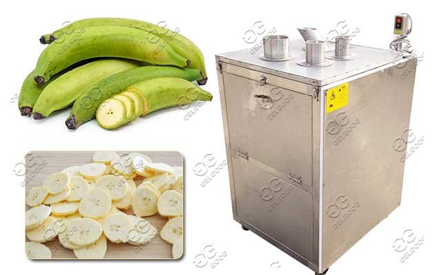 Potato Plantain Chips Slicing Machine|Commercial Banana Cutting Machine