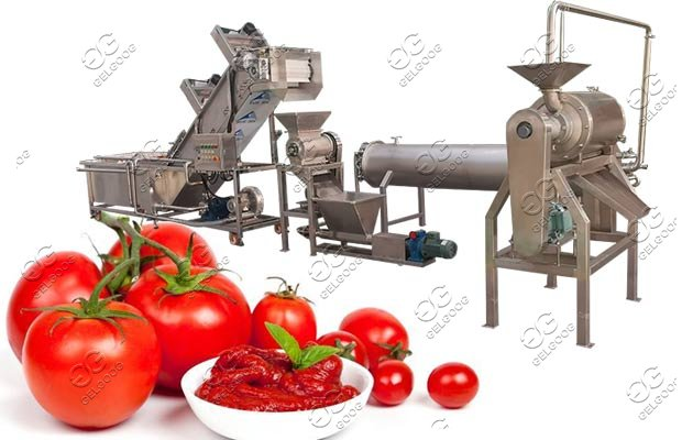 Automatic Tomato Paste Ketchup Production Line Factory Price