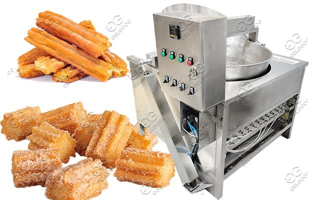 Automatic Spanish Churros Frying machine |Churros Fryer machine Line