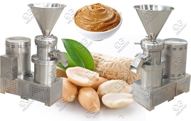 Multi-functional Peanut Almond Butter Grinder Machine|Sesame Tahini Equipment